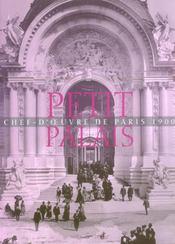 Petit palais, chef d'oeuvre de paris 1900 - Intérieur - Format classique