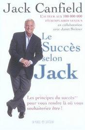 Le succès selon jack - Intérieur - Format classique