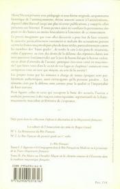 Le procès des francs-maçons - 4ème de couverture - Format classique