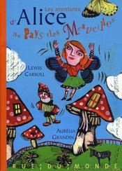 Les aventures d'Alice au pays des merveilles - Intérieur - Format classique