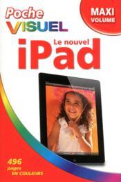 Le nouvel iPad ; maxi volume - Couverture - Format classique