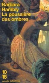 La Poussiere Des Ombres - Couverture - Format classique