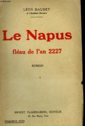 Le Napus. Fleau De L'An 2227. - Couverture - Format classique