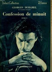 Confession De Minuit. Collection : Select Collection N° 87 - Couverture - Format classique