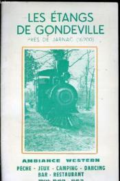 Zoo Du Grand Lac - Les Etangs De Gondeville ( Ouvrage En Vice Et Versa ) - Couverture - Format classique