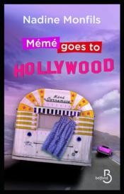 Mémé goes to Hollywood - Couverture - Format classique