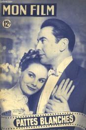 Mon Film N° 149 - Pattes Blanches - Couverture - Format classique