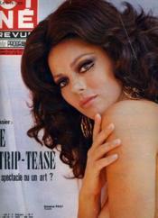 Cine Revue - Tele-Programmes - 51e Annee - N° 40 - La Veuve Couderg - Couverture - Format classique