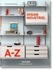 Design industriel ; A-Z - Couverture - Format classique