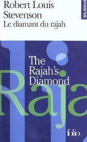 Le diamant du rajah ; the rajah's diamond - Intérieur - Format classique