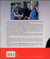Haneke par Haneke - 4ème de couverture - Format classique
