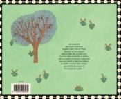 Le jardin des ours - 4ème de couverture - Format classique