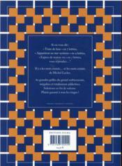 Mots croisés T.21 ; 80 grandes grilles - 4ème de couverture - Format classique