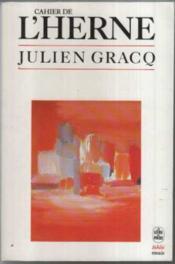 Julien Gracq - Couverture - Format classique
