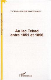 Au lac Tchad entre 1851 et 1856 - Couverture - Format classique