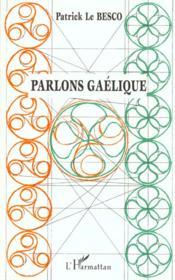 Parlons Gaelique - Couverture - Format classique