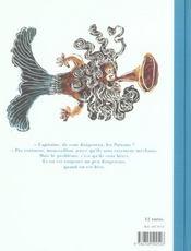 Les poixons - 4ème de couverture - Format classique