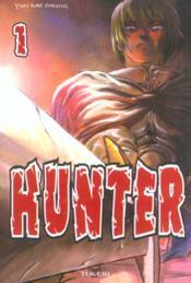 Hunter T.1 - Couverture - Format classique
