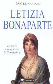 Letizia Bonaparte - Intérieur - Format classique