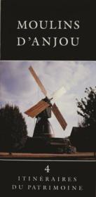 Moulins d'Anjou - Couverture - Format classique