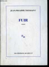 Fuir - Couverture - Format classique