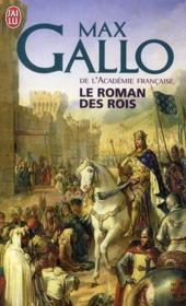 Le roman des rois - Couverture - Format classique