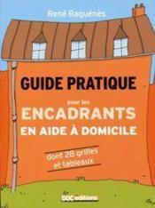 Guide pratique pour les encadrants en aide à domicile - Couverture - Format classique