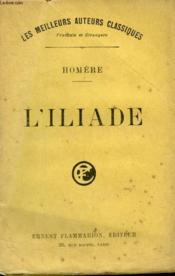 L'Iliade. - Couverture - Format classique