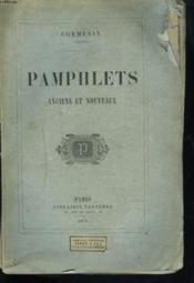 Oeuvres Tome Iii. Pamphlets Anciens Et Nouveaux. - Couverture - Format classique