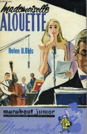 Mademoiselle Alouette - Lark, Radio Singer - Couverture - Format classique