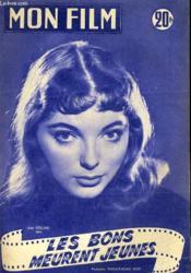Mon Film N° 496 - Les Bons Meurent Jeunes - Couverture - Format classique