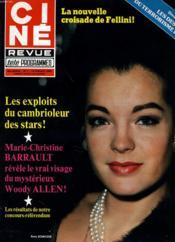 Cine Revue - Tele-Programmes - 60e Annee - N° 7 - La Chaussee Des Geants - Couverture - Format classique
