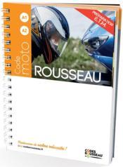 Code Rousseau ; moto (édition 2021) - Couverture - Format classique