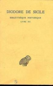 Bibliotheque historique t7 l12 - Couverture - Format classique