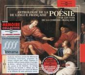 Anthologie de la poésie de langue française - Couverture - Format classique