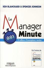 telecharger Le manager minute livre PDF/ePUB en ligne gratuit