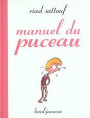 Manuel du puceau - Intérieur - Format classique