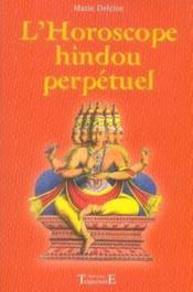 L'horoscope hindou perpétuel - Couverture - Format classique
