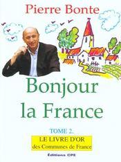 Bonjour La France Tome 2 - Intérieur - Format classique