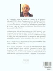 Bonjour La France Tome 2 - 4ème de couverture - Format classique
