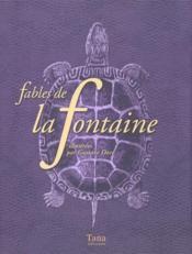 Boite Fables De La Fontaine - Couverture - Format classique