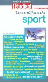 Les métiers du sport (édition 2003-2004) - Intérieur - Format classique