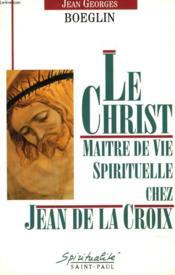 Christ Maitre De Vie - Couverture - Format classique