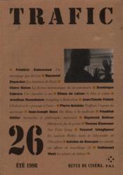 Revue Trafic N.26 - Couverture - Format classique