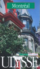 Montreal ; Edition 2002-2003 - Couverture - Format classique