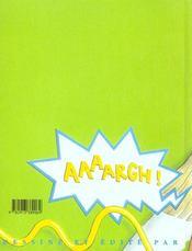 Les triplés et les bêtises - 4ème de couverture - Format classique