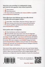 Petit dictionnaire des injures alsaciennes (11e édition) - 4ème de couverture - Format classique