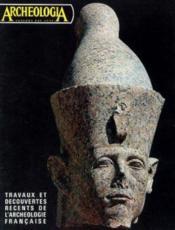 Archeologia trésors des ages n°38, janvier/février 1971 - Couverture - Format classique