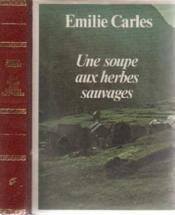 Soupe Aux Herbes Sauvages Ski - Couverture - Format classique