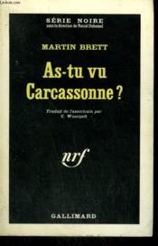 As-Tu Vu Carcassonne ? Collection : Serie Noire N° 801 - Couverture - Format classique